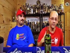 Jersey's Toxic Waste Liqueur Review