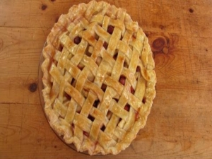 Classic Lattice-Top Pie Crust