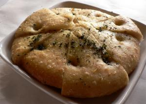 Rosemary Foccacia Bread