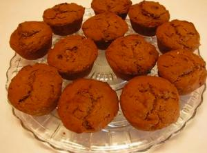 Pumpkin Molasses Muffins for Autumn