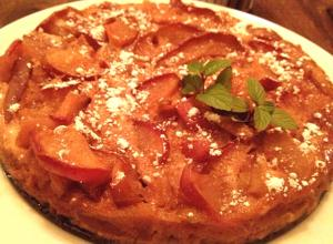 Baked Apple Custard