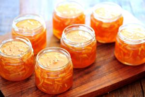 Pineapple Orange Marmalade