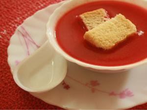 Healthy Tomato and Vegetable Soup