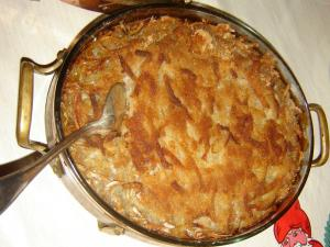 Sweet Potato Pone