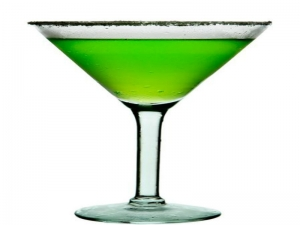 Green Iguana Cocktail