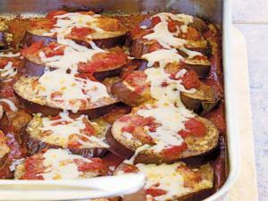 Wegmans Eggplant Parmesan Casserole