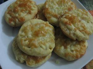 Camembert Cakes