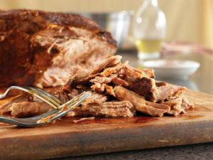Slow Cook Pork Roast and Shredded Pork Chili