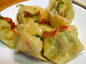 Dungeness Crab Wontons