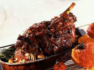 Best Roast Leg of Lamb