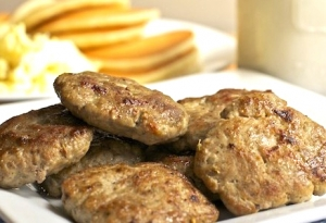 Turkey Breakfast Sausage Patties-Easy, Quick and Flavorful
