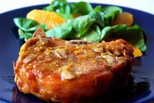 Pork Mandarin
