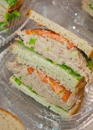 Triple Decker Sandwiches