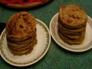 Healthy Puran Poli