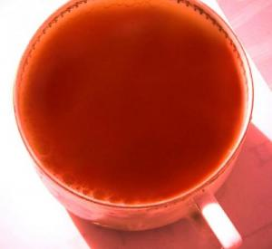 Hot Spicy Orange Tea Mix