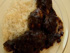 Pan Asian: Chicken Stew (Doro Wat) - Ethiopia