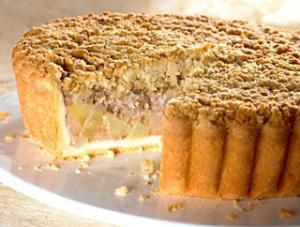 Crumble is a crumbilicious dessert