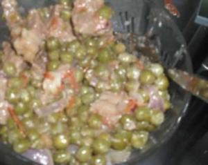 Peas and Beef - Recette de petit pois - African Cuisine