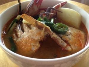 Tbt Korean Crab Soup