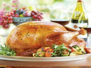 Wegmans Garlic & Herb Rubbed Roasted Turkey