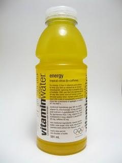 Vitamin water by Glacéau