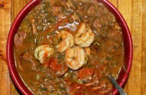 Creole Gumbo File