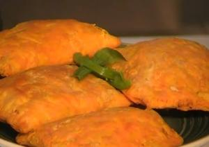 Jamaican Style Spicy Beef Patties Part 2: Baking