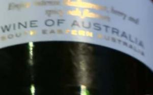 Sip the Rich Aussie Shiraz…