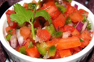 Chunky Salsa Orizaba