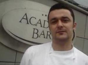 About Chef Matteo Carboni