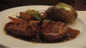 Grilled Cabernet Tenderloin