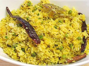 Yellow Fried Rice