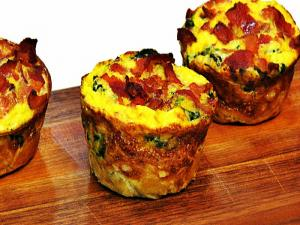 Mini Breakfast Souffles