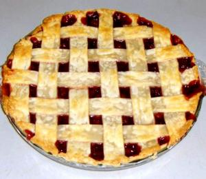 Cherry Pie Supreme