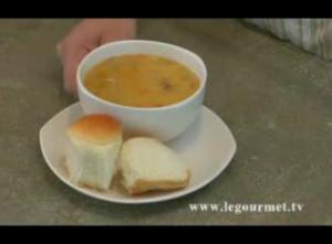 Classic French Canadian Yellow Pea Soup