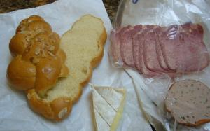 Liverwurst Sherry Pate