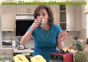 Herbal Anti Aging Blended Smoothie
