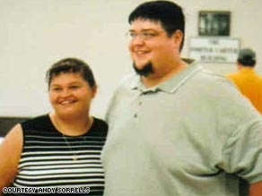 How to Lose Weight: Incredible shrinking couple loses 580 pounds