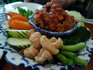 Spicy Beef Dip