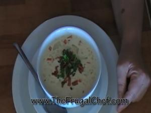 Healthy Corn Chowder