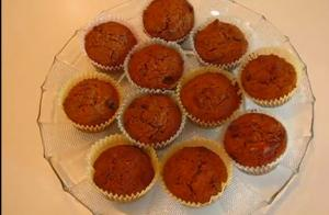 Healthy and Tasty Carrot Bran Cupcakes