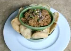 Spicy Thai Sardine Dip