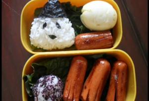 Colorful Bento Box Lunch