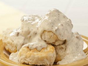 Smothered Chicken in Country Gravy