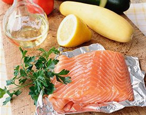 Eating Fish Can Prevent Blindness