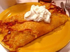 Mawa Ima Paancake ( Mawa Pancakes )