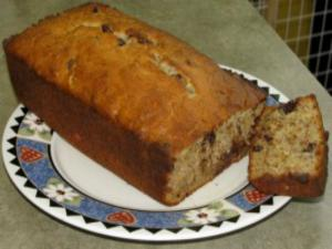 Cheryls Home Cooking/Banana Chocolate Chip Bread