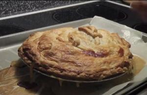 Traditional Chicken Pot Pie