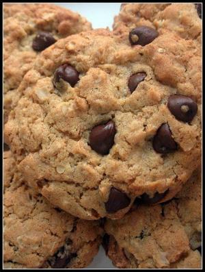Super Duper Oatmeal Cookies