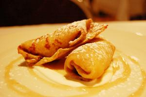 Herb Crepes